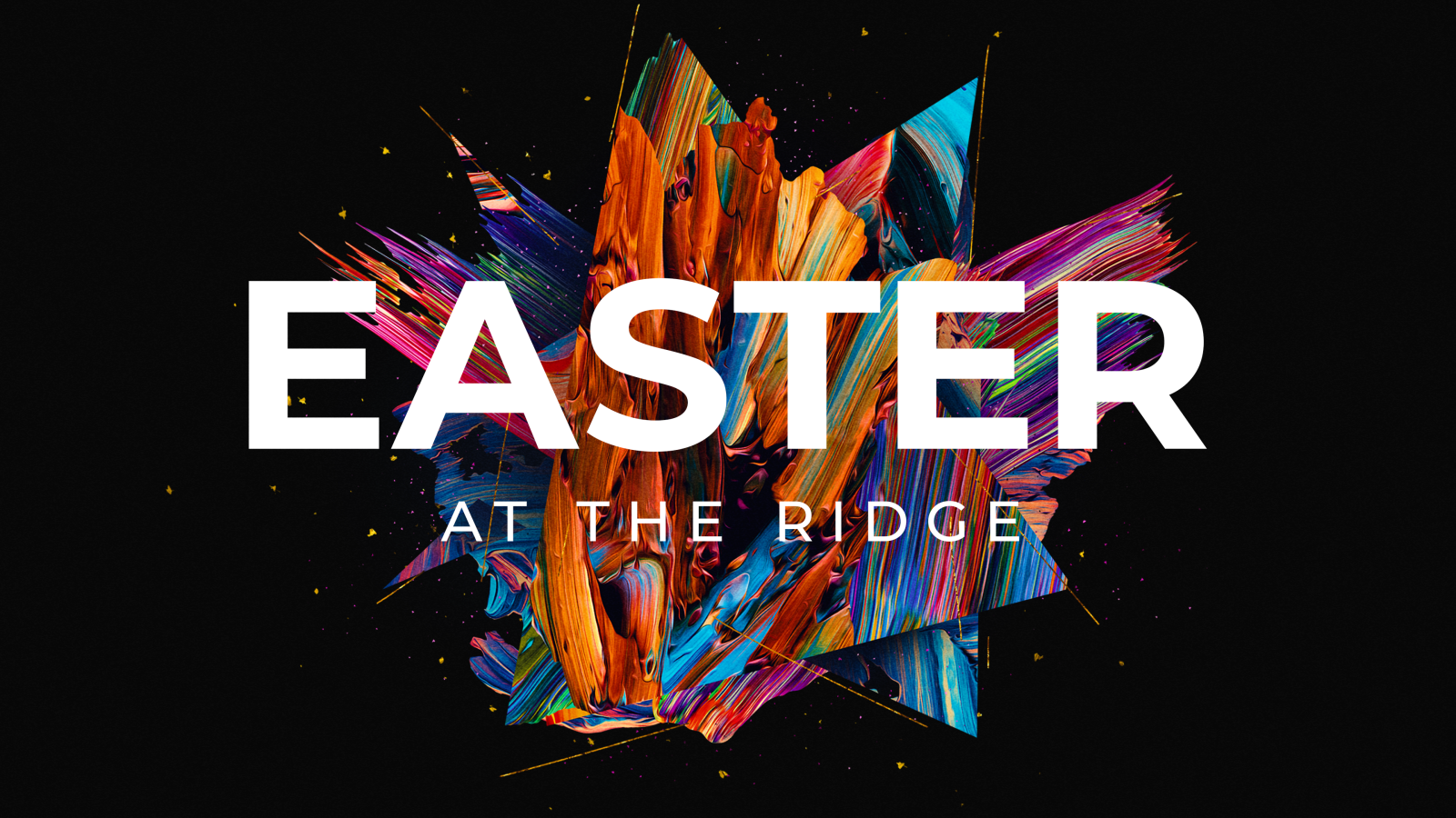 Easter at The Ridge - 2021
